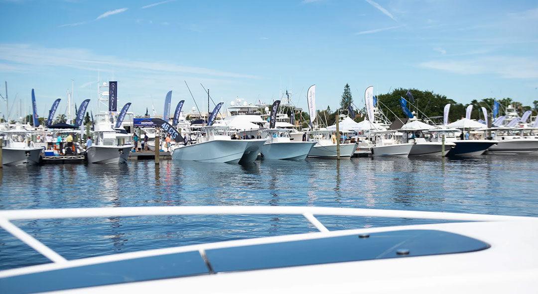 Treasure Coast The 47th annual Stuart Boat Show attracts marine enthusiasts