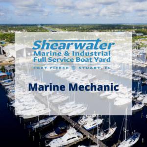 Shearwater Marine Mechanic