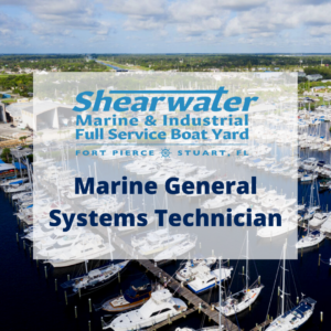 Shearwater Marine General Systems Technician
